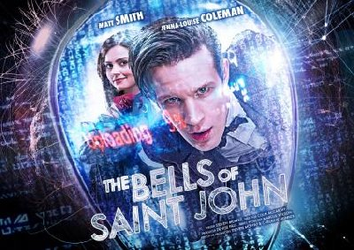 Tim's Take On: Episode 166(Dr Who: The Bells of Saint John review)