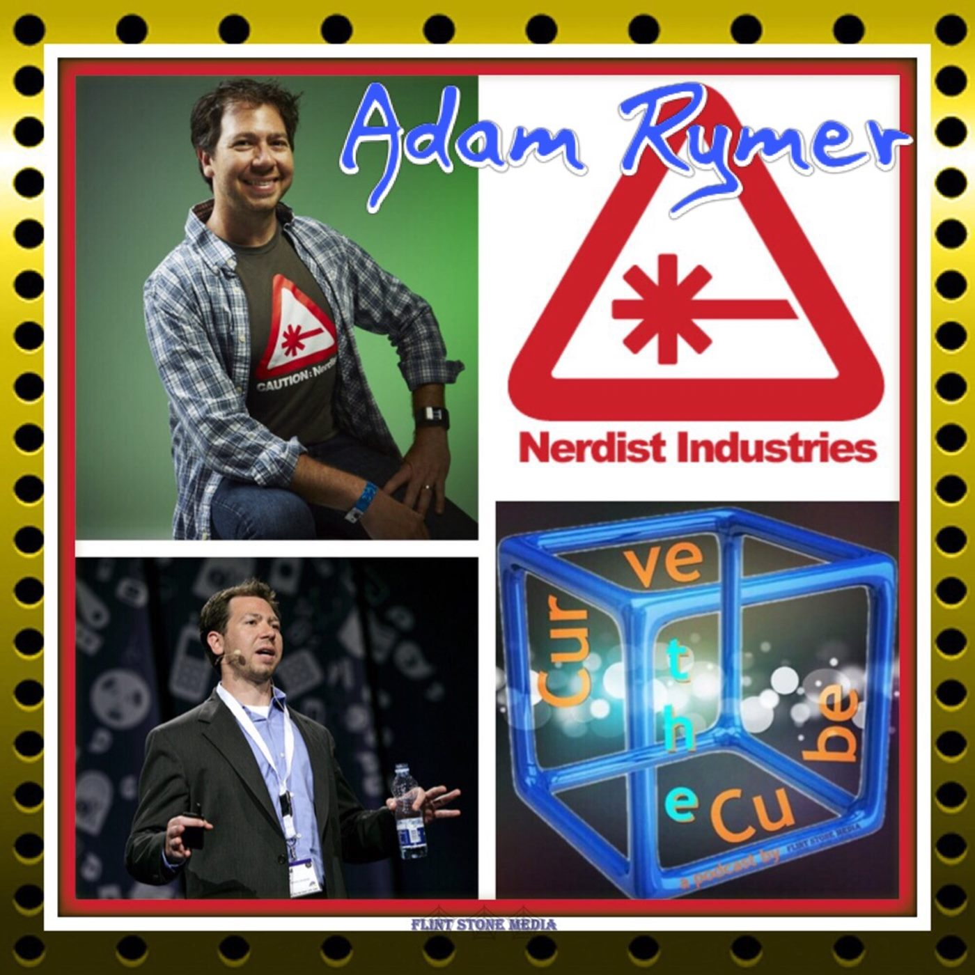#18 – PODCASTING AND MULTIMEDIA – Adam Rymer, President of Nerdist – 2015-02-28