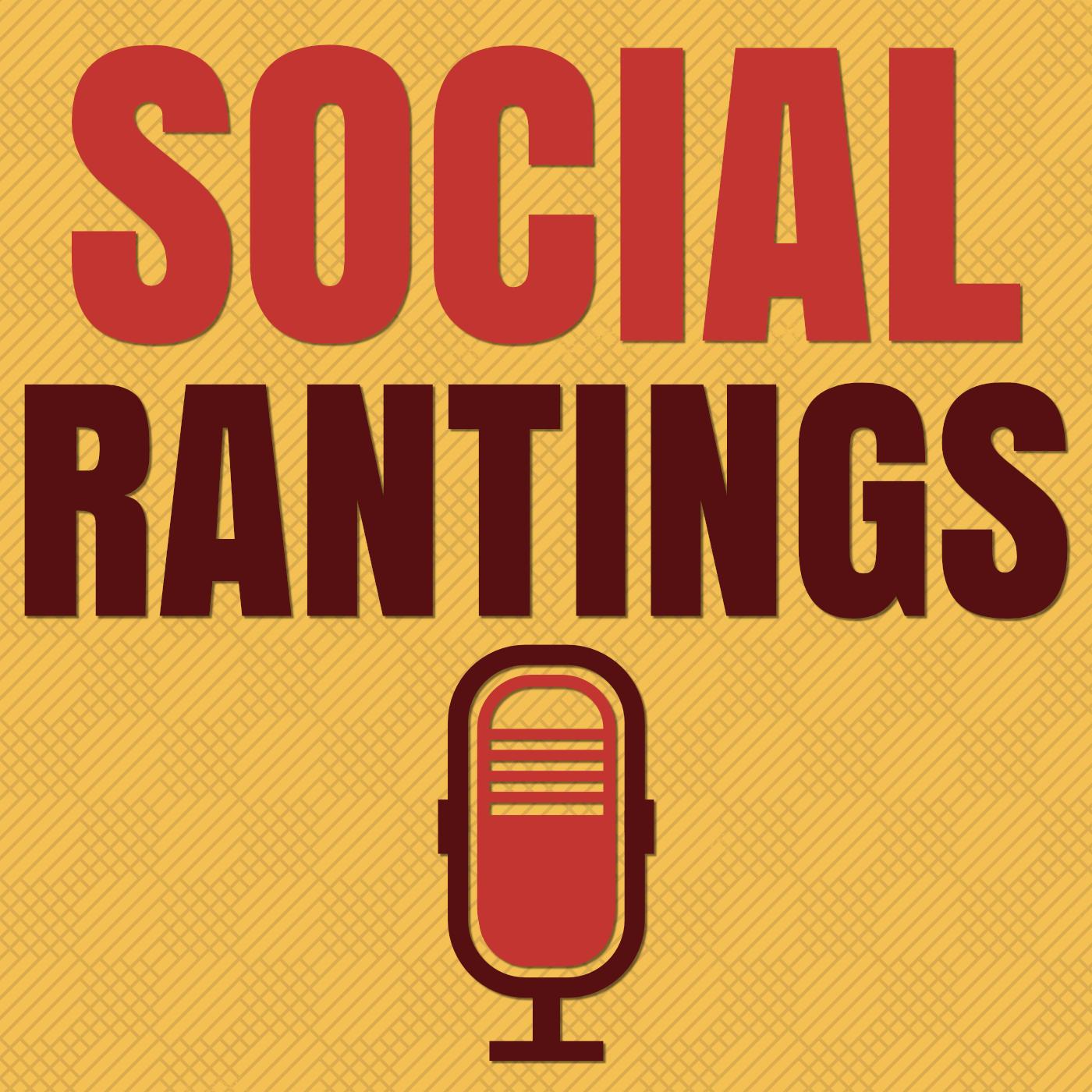 Social Rantings Podcast show art
