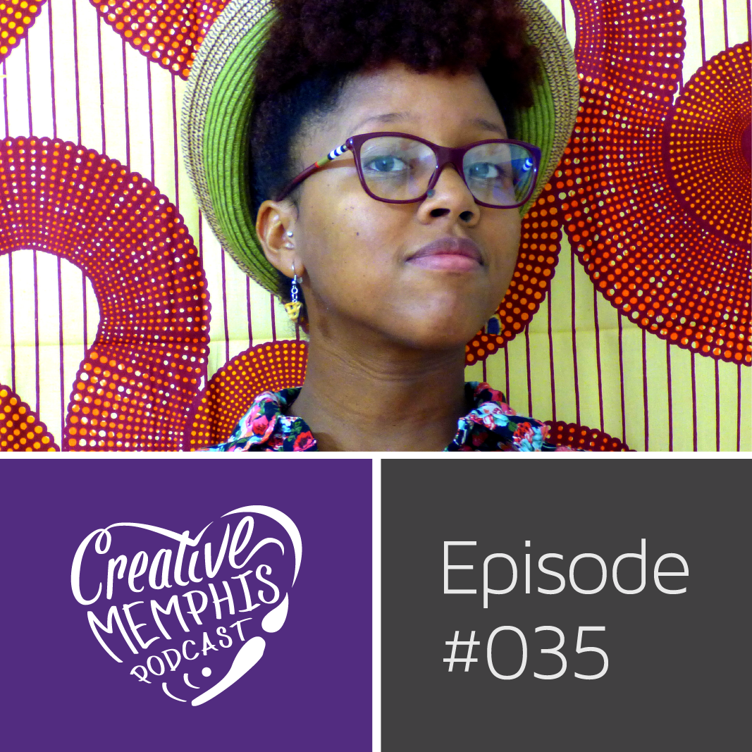 Episode #035: Funlola Coker, Sculptor (of tiny things)