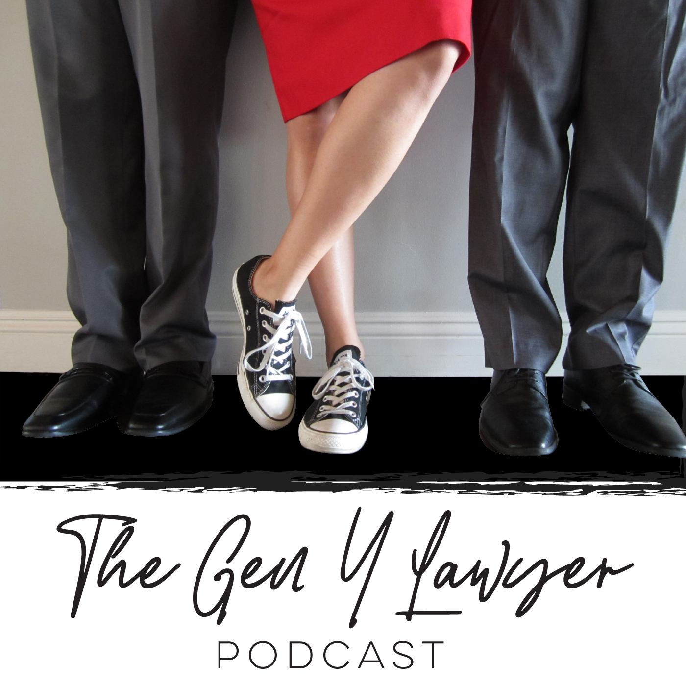 The Gen Y Lawyer Podcast show art