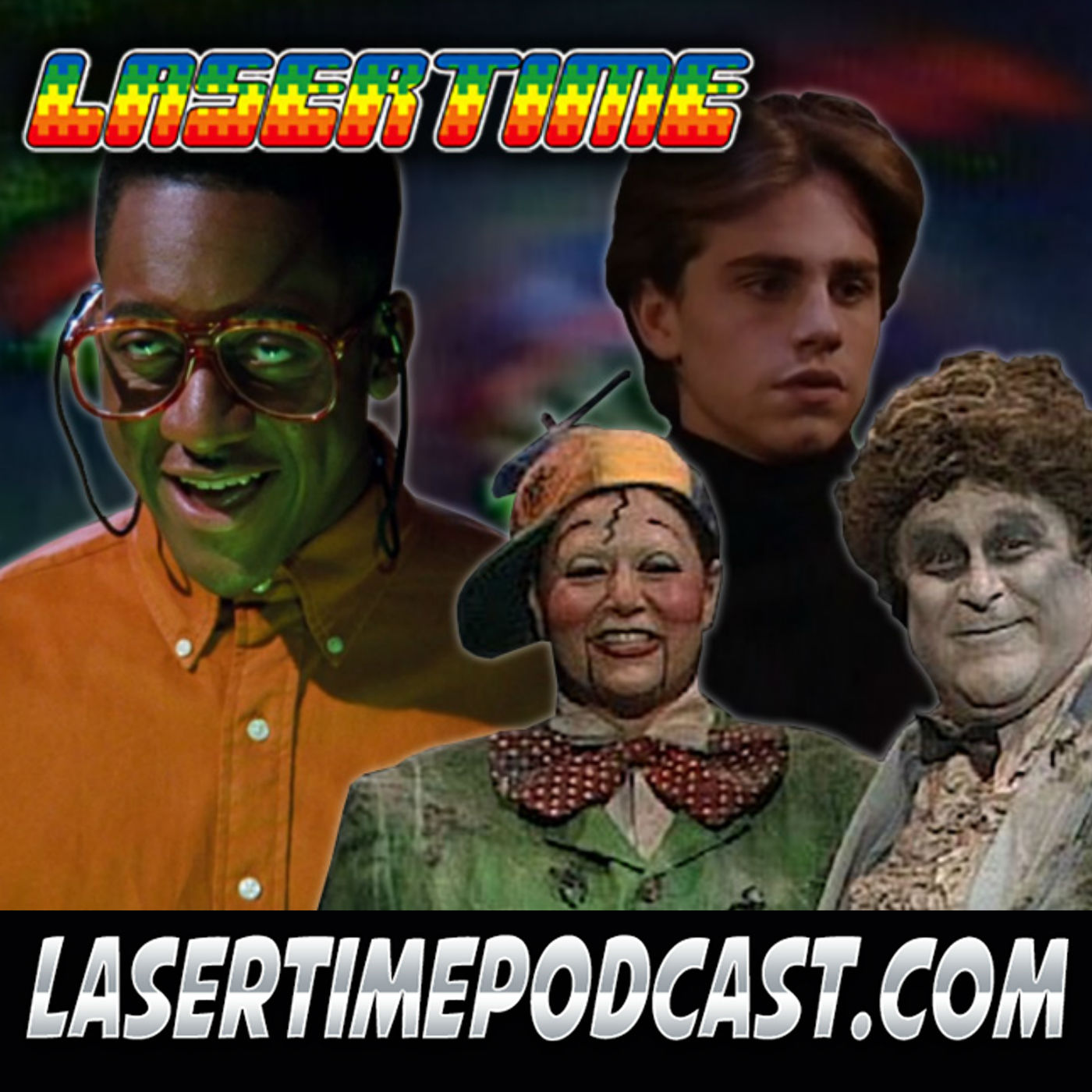 laser time #301 – scary sitcom halloween episodes – laser time