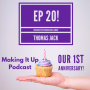 Artwork for Ep 20 Interview with Musician + Hubby Thomas Jack