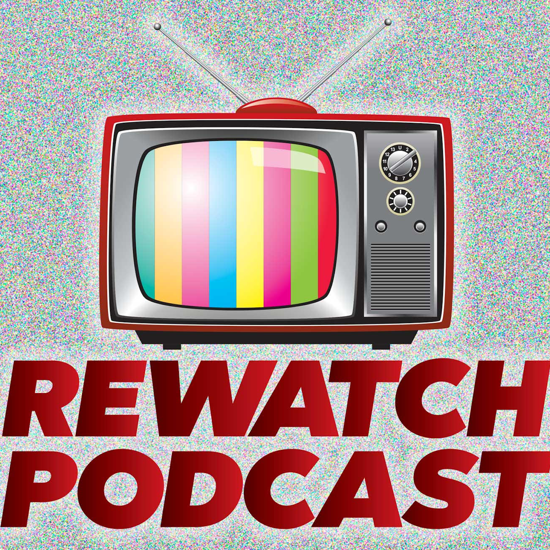 Rewatch Podcast show art