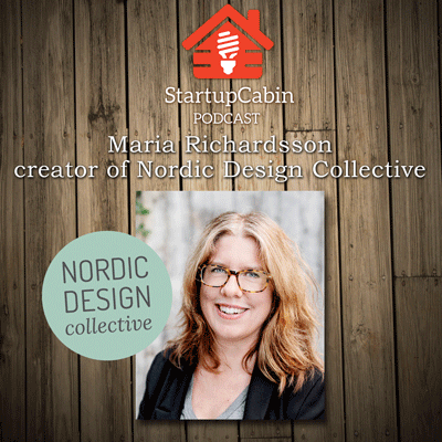 #2 Maria Richardsson from Nordic Design Collective - Building e-commerce companies