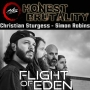 Artwork for A conversation with Christian Sturgess and Simon Robins of Flight of Eden