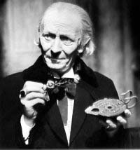 1. An Unearthly Child, or I Tolerate This Century But I Don't Enjoy It