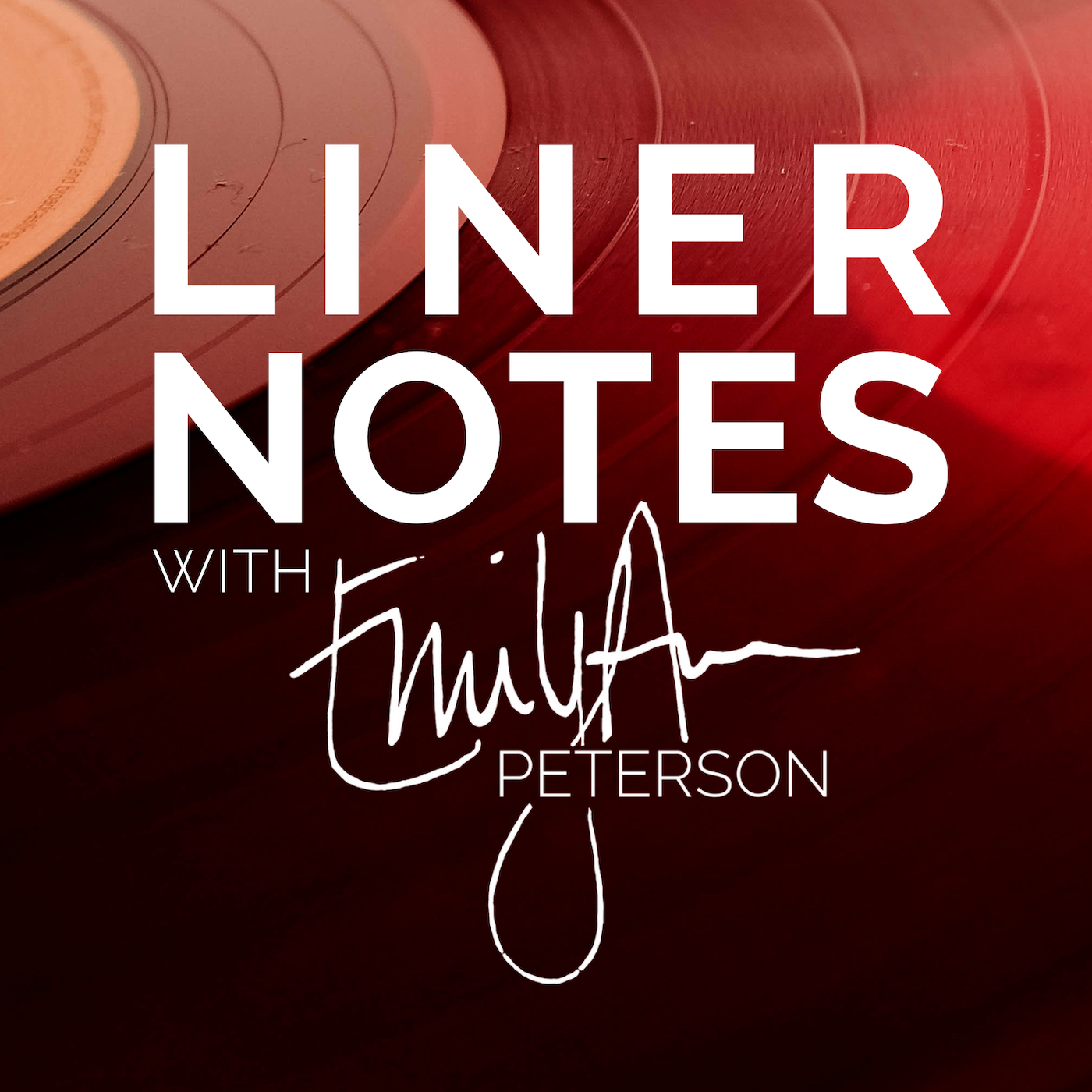 Liner Notes with Emily Ann Peterson show art