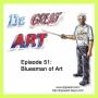 Artwork for Episode 51: Bluesman of Art