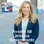 Artwork for Avsnitt 68 Jessica Rosencrantz