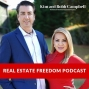 Artwork for Why Kim and Robb are excited to help you expand your real estate business