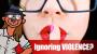 Artwork for Female Violence, society's blind spot - Badger Talk 5