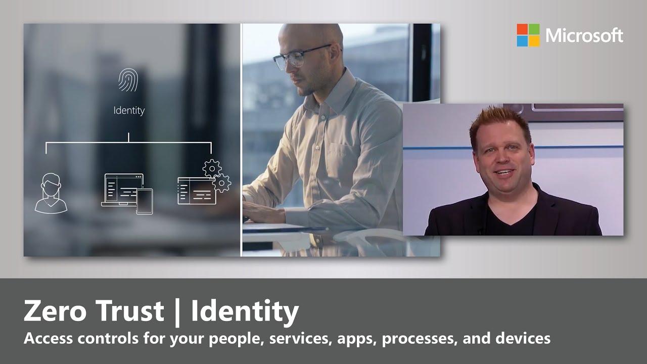 Artwork for Zero Trust Identity Controls - Essentials Series - Episode 2