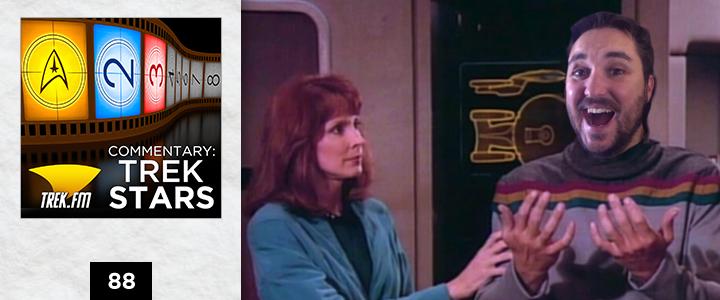 Commentary: Trek Stars 88: Wesley's Rosetta Stone