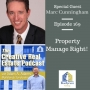 Artwork for AAA169 Property Manage Right! - Marc Cunningham