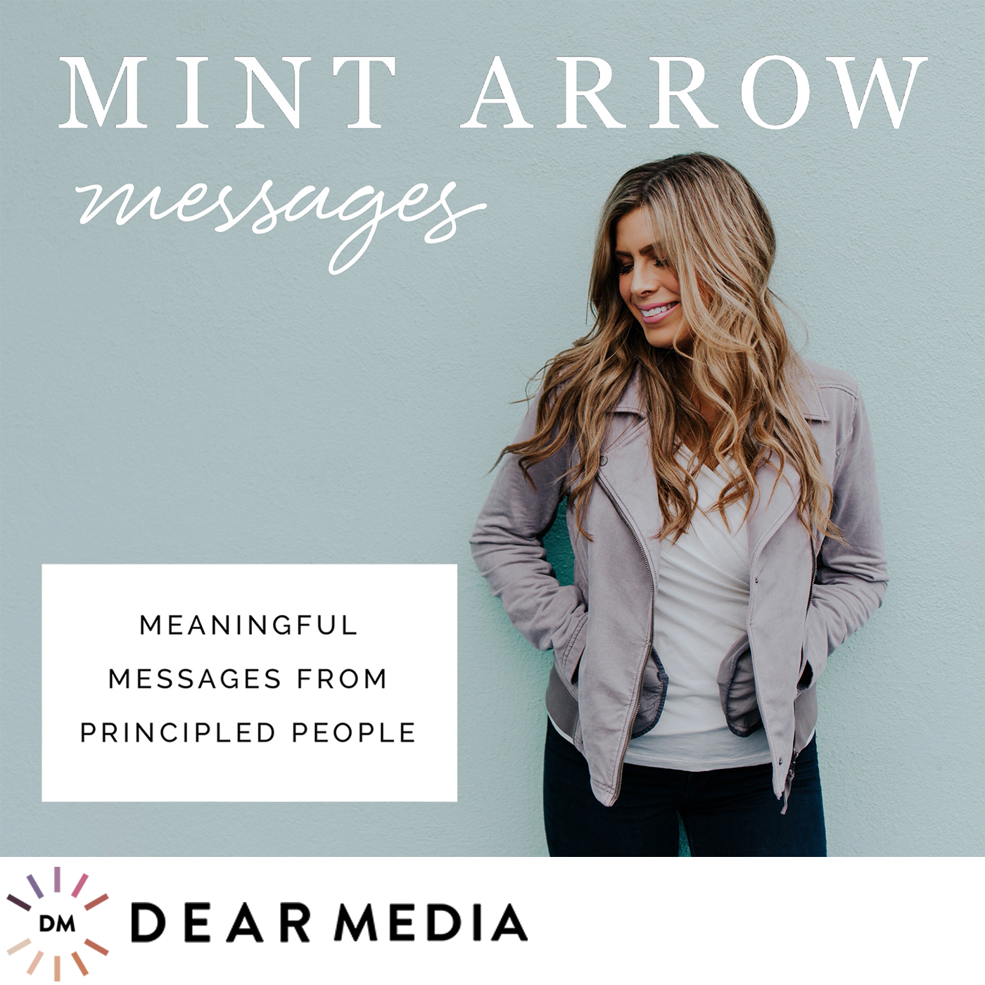 Mint Arrow Messages show art