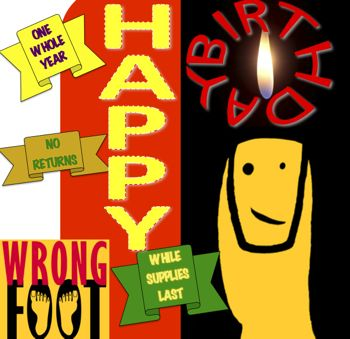 EP059--The Best Wrong Foots to Date Part One