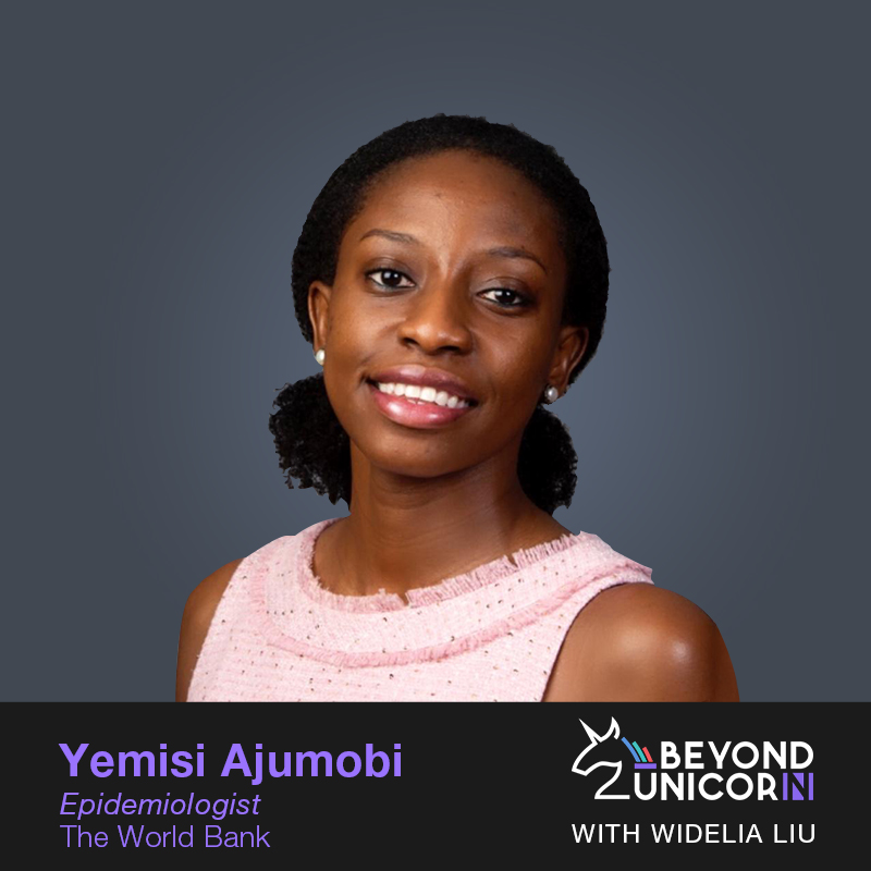 [Expert Talk] The importance of a well-functioning healthcare system with Yemisi Ajumobi from the World Bank