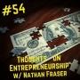Artwork for Thoughts on Entrepreneurship