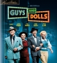 "Artwork for ""Treatment"" audio review of 1955's classic musical ""Guys and Dolls"""