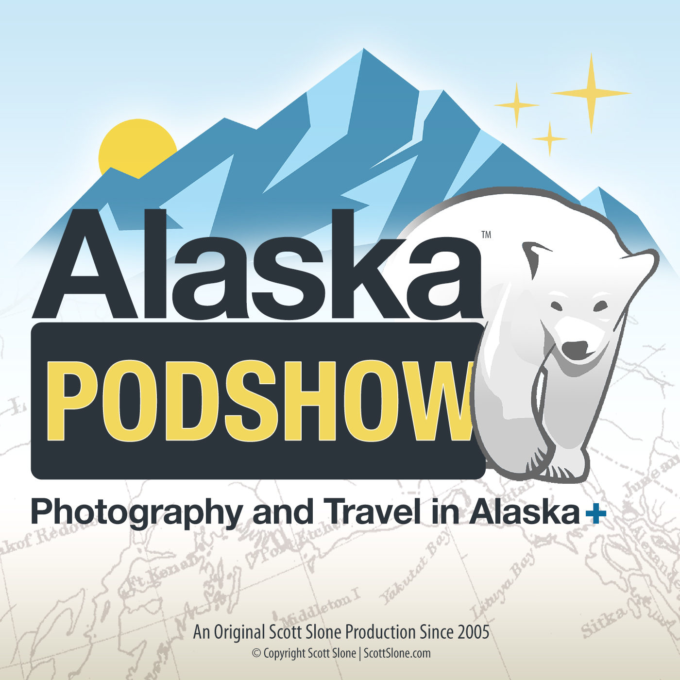 Alaska PodShow show art