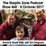 Artwork for The Skeptic Zone #468 - 8.Oct.2017