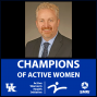Artwork for 030 - Jaime Gordon, Athletic Director and Head Volleyball Coach, Morehead State University