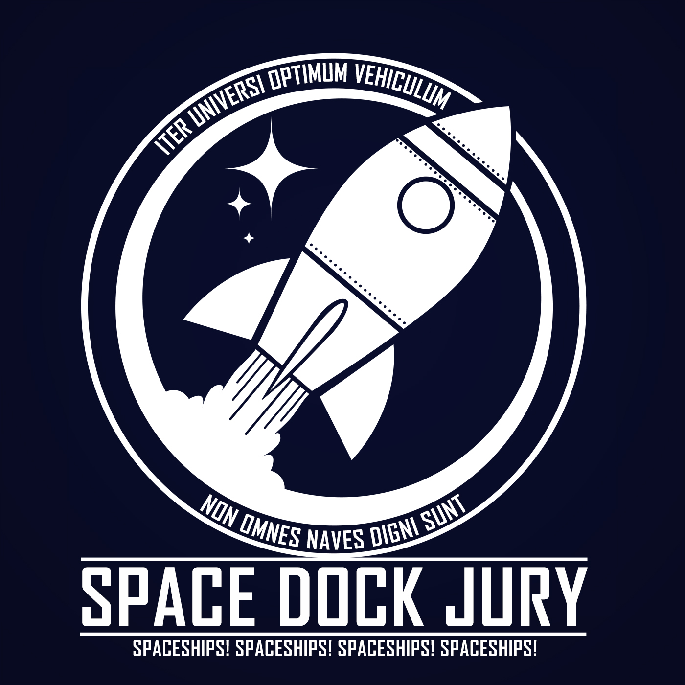 Artwork for Space Dock Jury Episode 3 – Triangles, Cubes and Shrimp