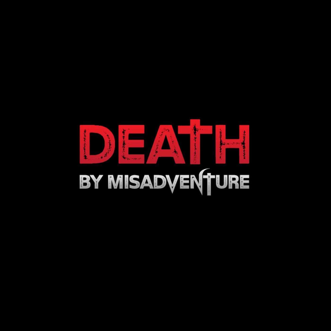 Death by Misadventure: True Crime Paranormal show art