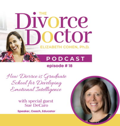 The Divorce Doctor - Episode 18: How Divorce is Graduate School for Developing Emotional Intelligence