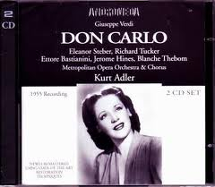 Don Carlo with Eleanor Steber