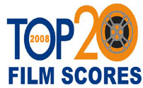 DVD Verdict 291 - Sounds and Sights of Cinema (Best Films Scores of 2008, Part One)