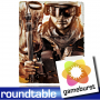 Artwork for GameBurst Roundtable - Video Game Music with Mark Robins