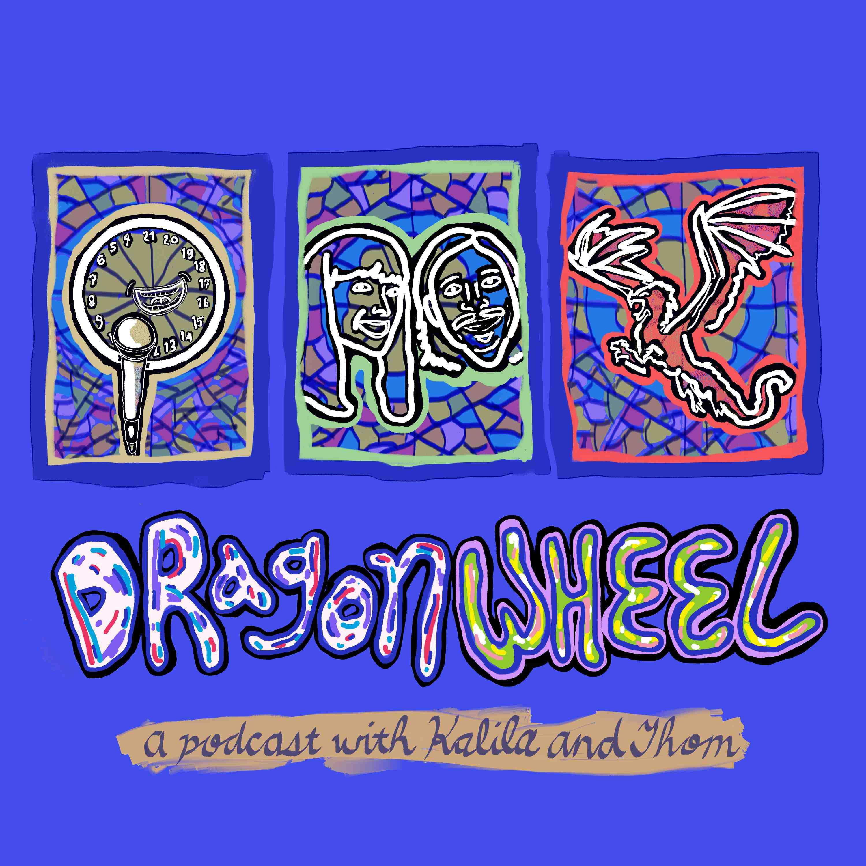 Dragon Wheel show art
