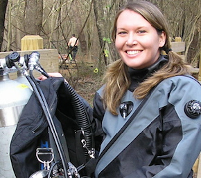 Dr. Dawn Kernagis: Tech Diver ~ Research Scientist