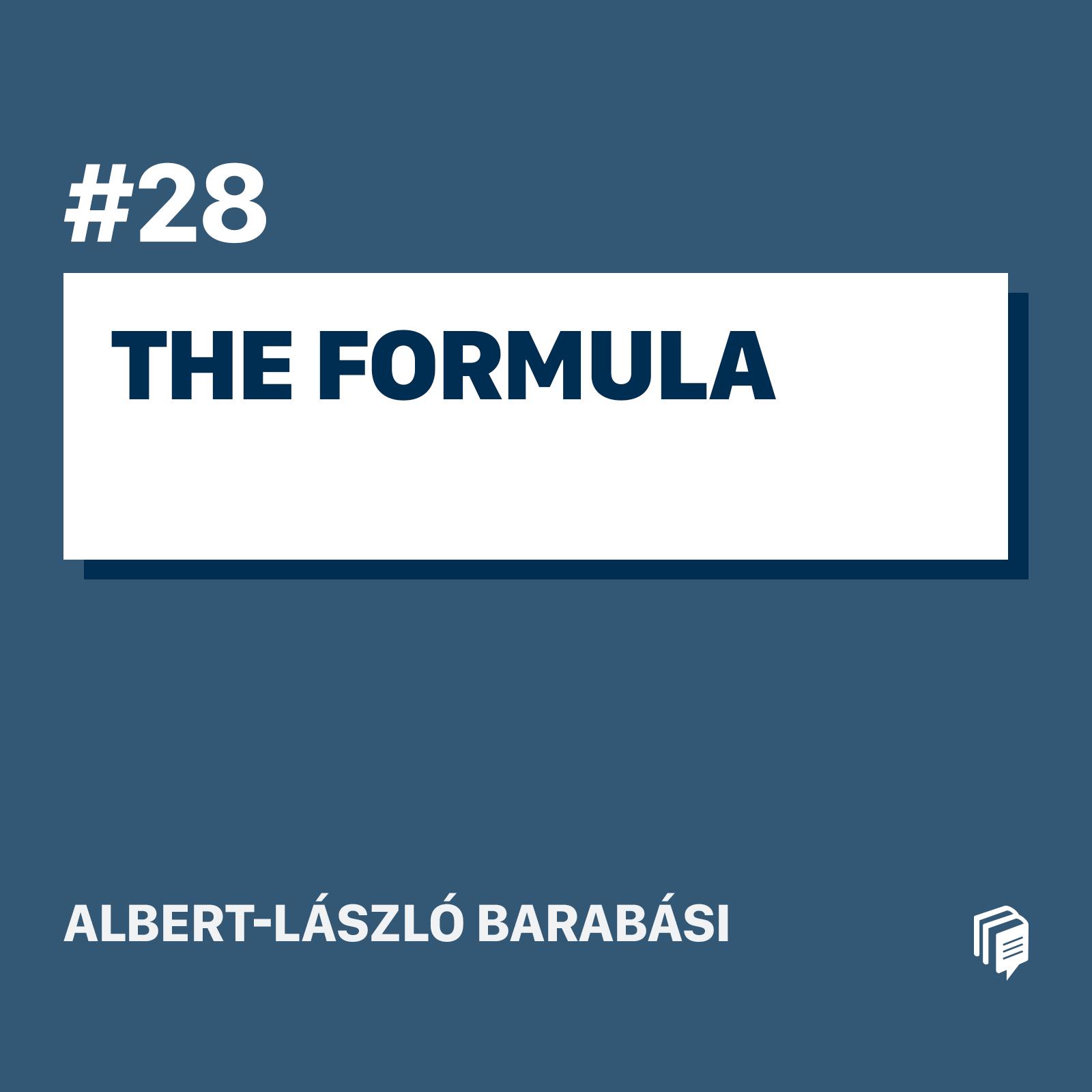 28: The Formula