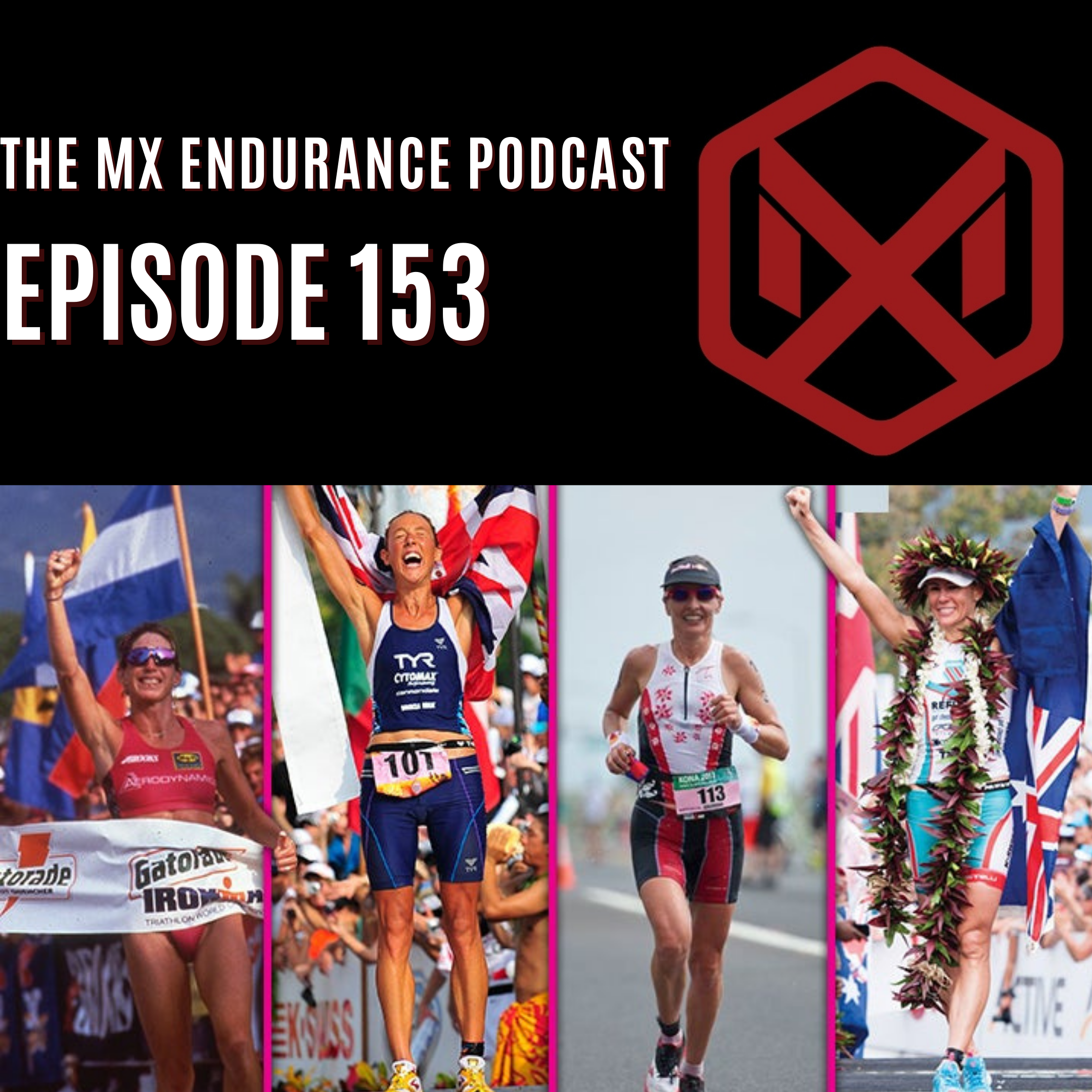 #153 - Greatest Female Triathletes of All Time with Annie Emmerson