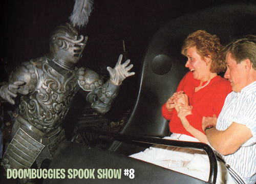 DoomBuggies Spook Show # 8: Knight tales and the Corridor of Doors