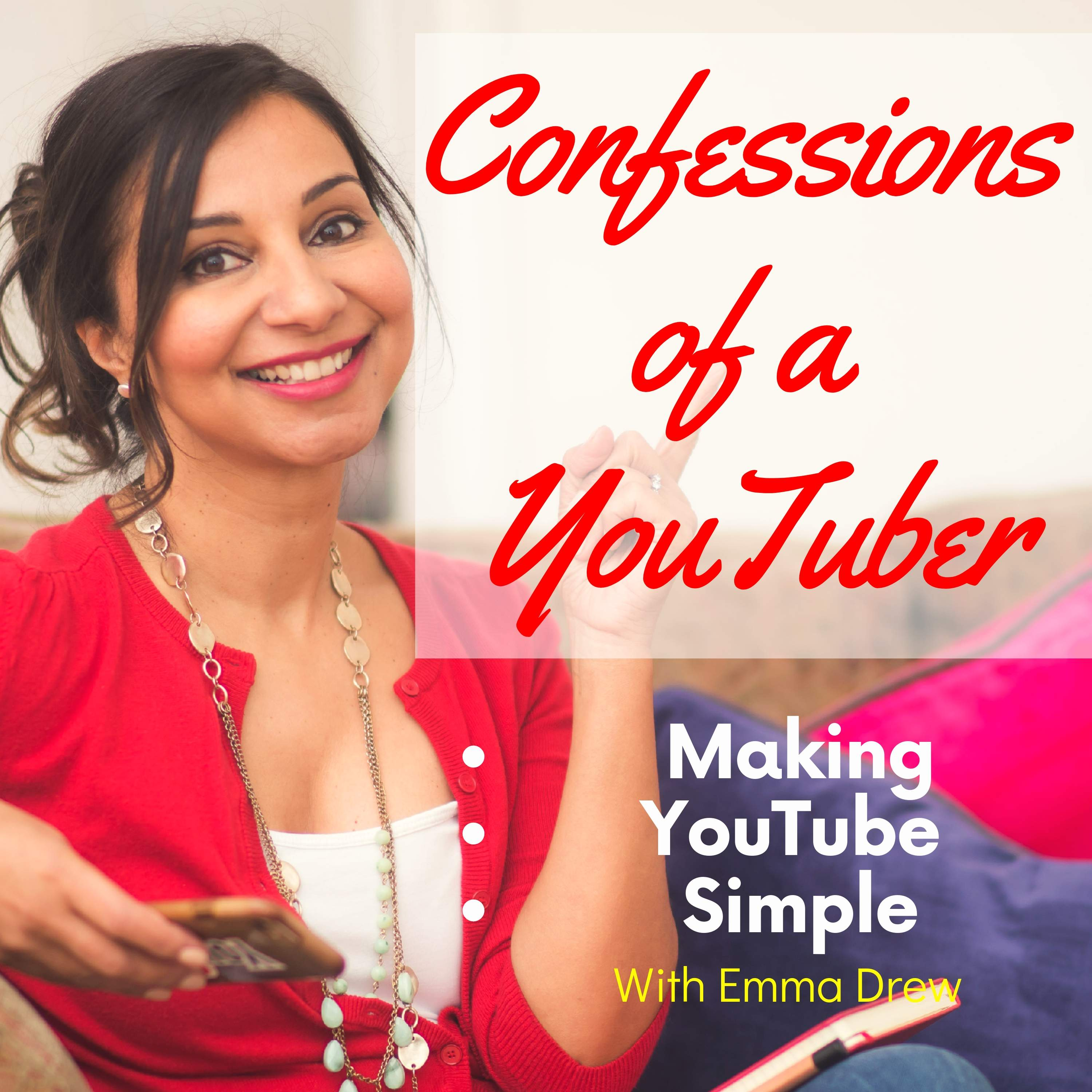 Confessions Of A YouTuber show art
