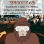 Artwork for Ep 65 - Facebook's Split Newsfeed, Pantone's 2018  Color of the Year, and the How-To Video Explosion