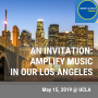 Artwork for An Invitation: Amplify Music in Los Angeles