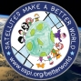 Artwork for Better Satellite World - Space for All feat. Cas Anvar, Actor and Writer