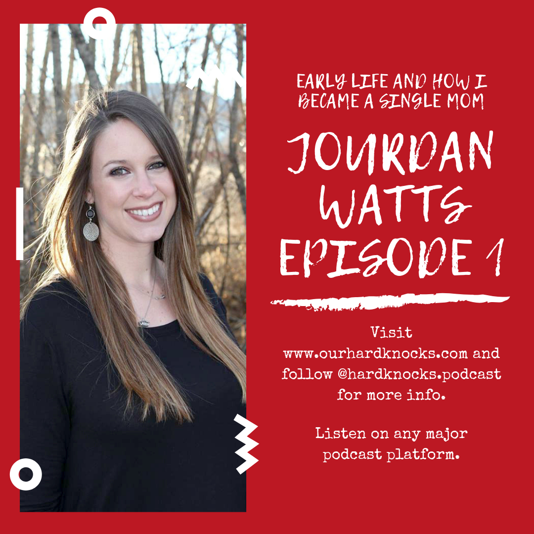 Episode 1: Jourdan Watts - Early Life and What Lead to Her Being a Single Mom