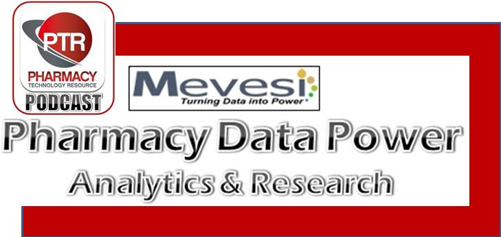 PTR Pharmacy Podcast Episode 21 The Power of Pharmacy Data Analytics and Mevesi