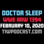 Artwork for Doctor Sleep (Film and WWE Raw 1394 Review)