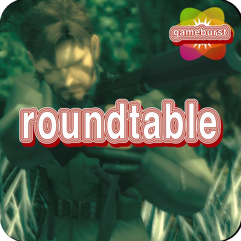 GameBurst Roundtable - Metal Gear Retrospective