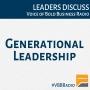 Artwork for Program 147 - Generational Leadership