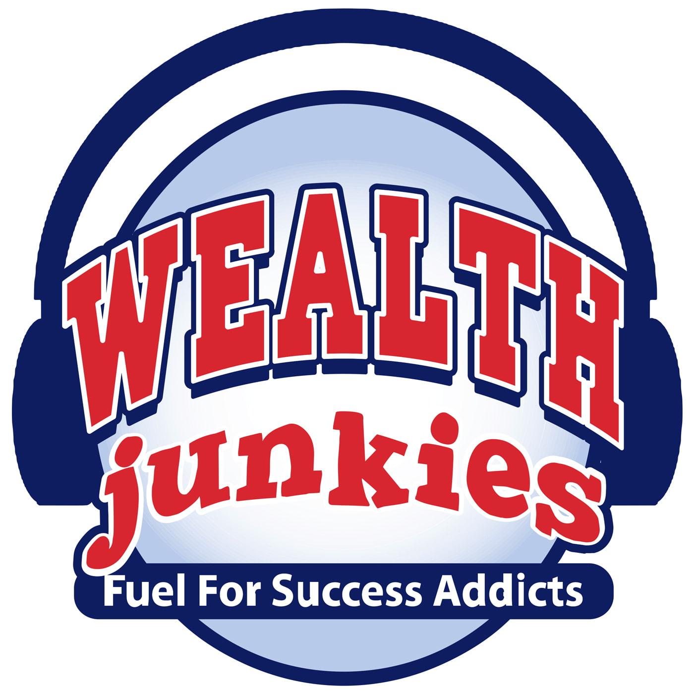Wealth Junkies show art