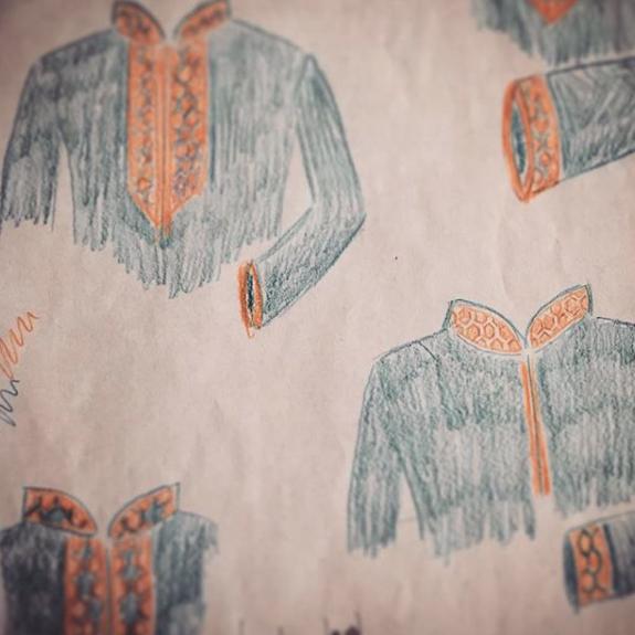 Haathi Cloth Prototypes