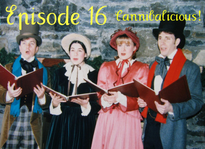 Episode 16: Cannibalicious!